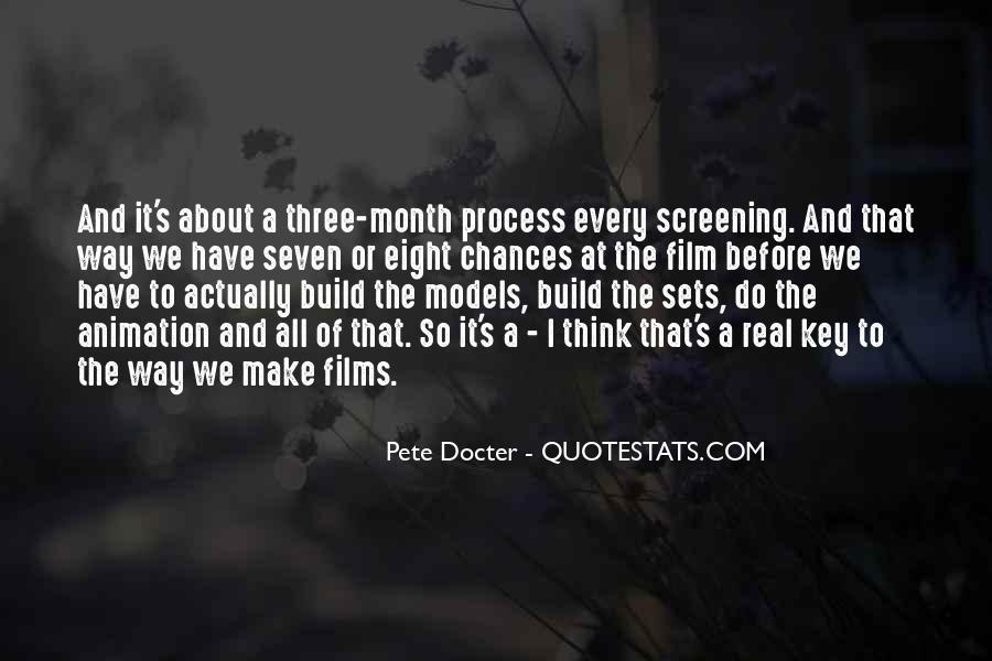 Pete Docter Quotes #514585