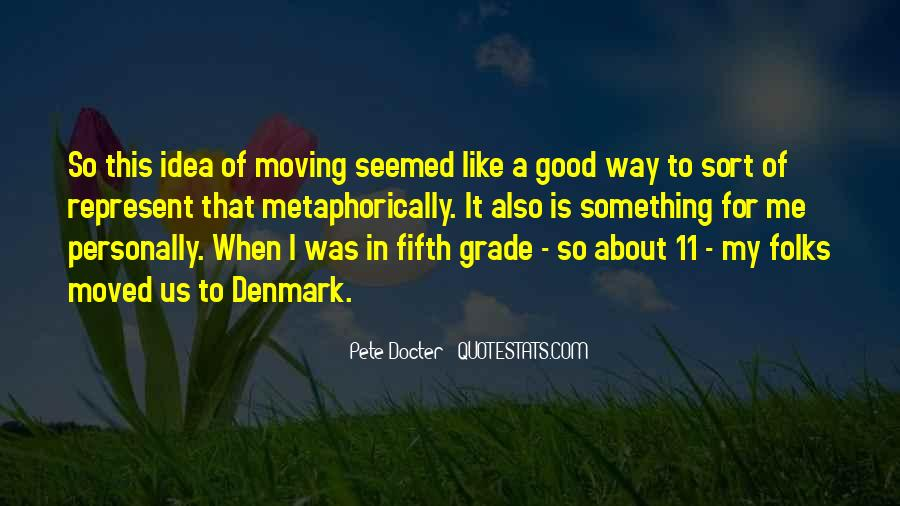 Pete Docter Quotes #53576