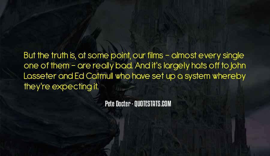 Pete Docter Quotes #7480