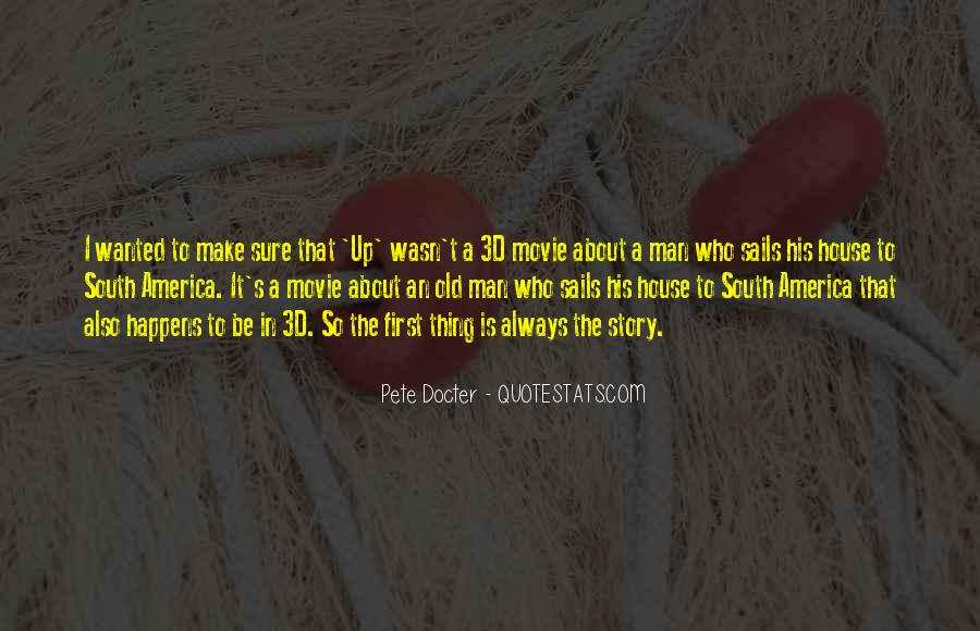 Pete Docter Quotes #890796