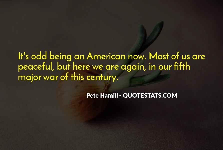Pete Hamill Quotes #1036059