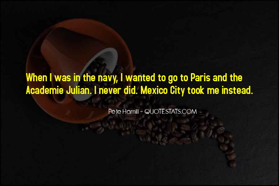 Pete Hamill Quotes #1234811