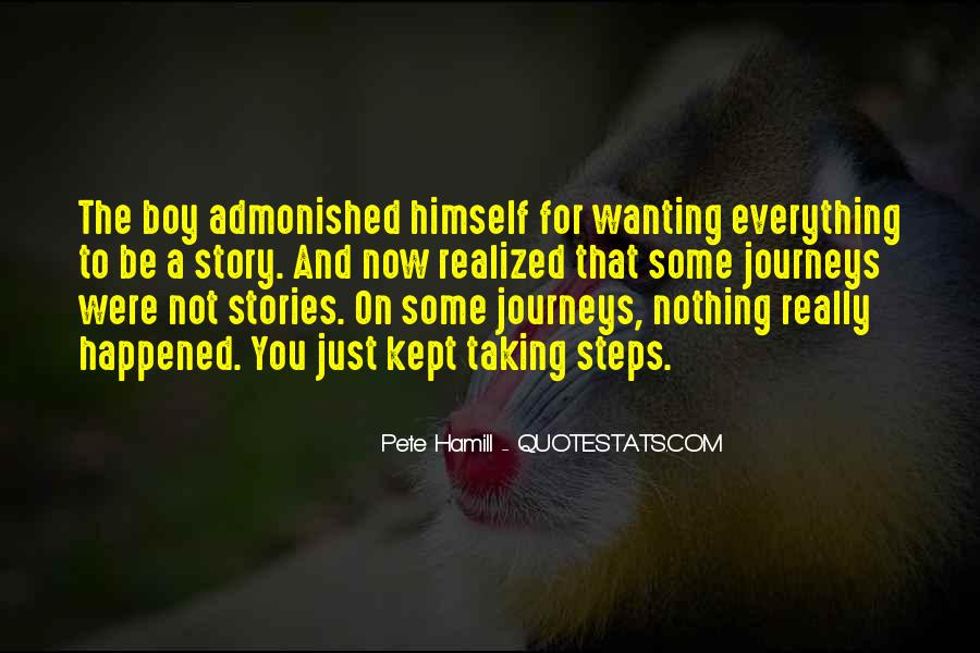 Pete Hamill Quotes #1383065