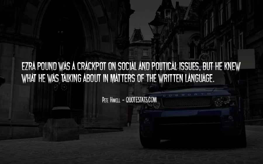 Pete Hamill Quotes #1435604
