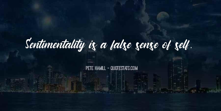 Pete Hamill Quotes #1494794