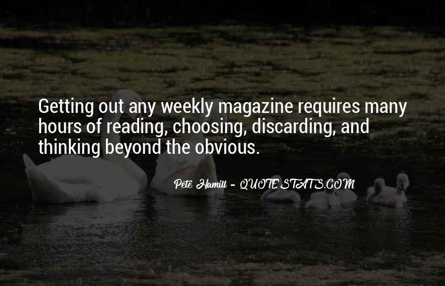 Pete Hamill Quotes #1494928