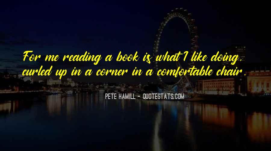 Pete Hamill Quotes #1530337