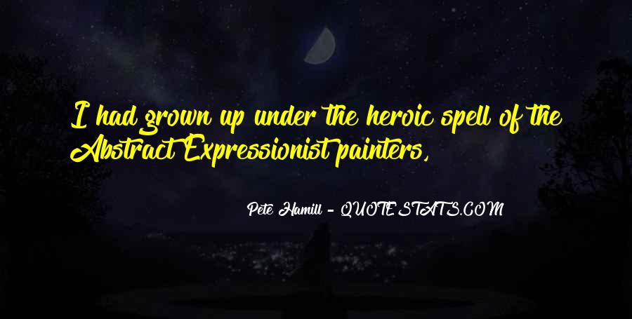Pete Hamill Quotes #1691439
