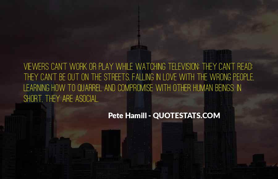 Pete Hamill Quotes #256657