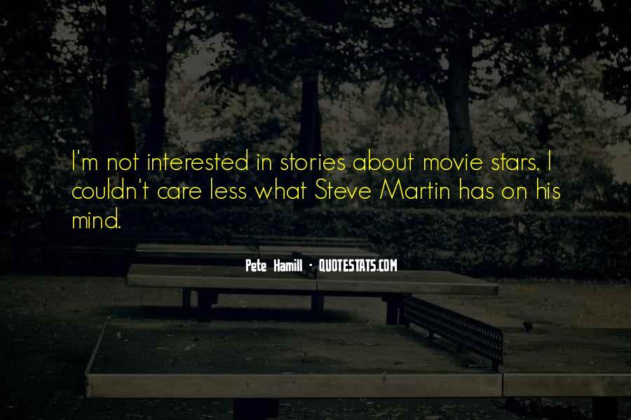 Pete Hamill Quotes #312561
