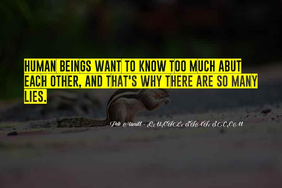 Pete Hamill Quotes #359539