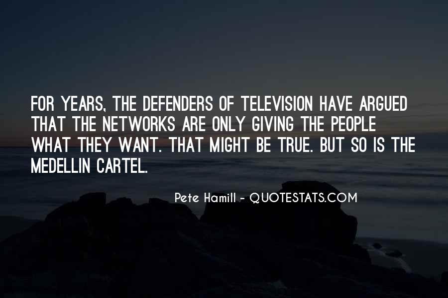 Pete Hamill Quotes #371466