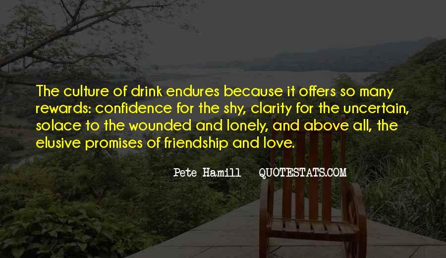 Pete Hamill Quotes #464341