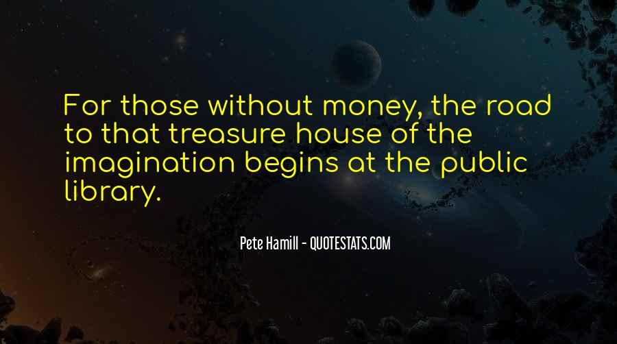 Pete Hamill Quotes #573833