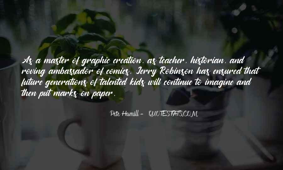 Pete Hamill Quotes #59256