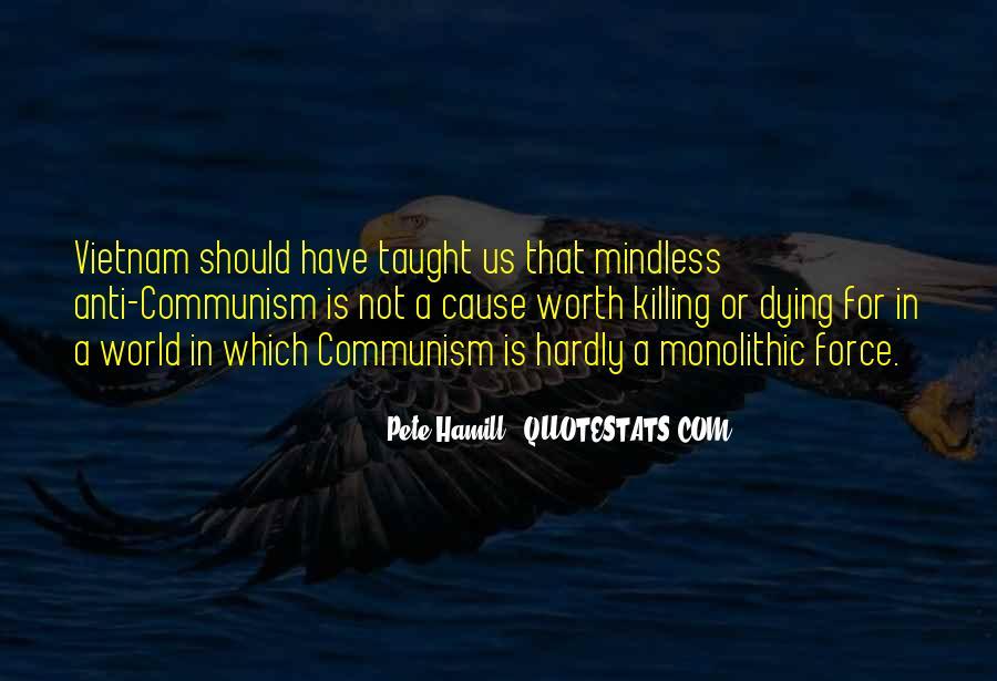 Pete Hamill Quotes #623889