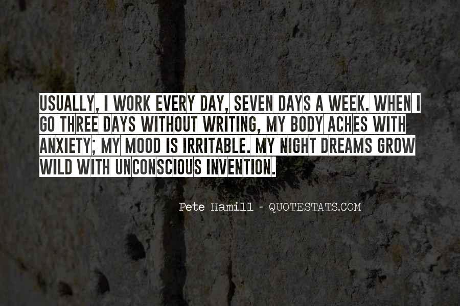 Pete Hamill Quotes #711328