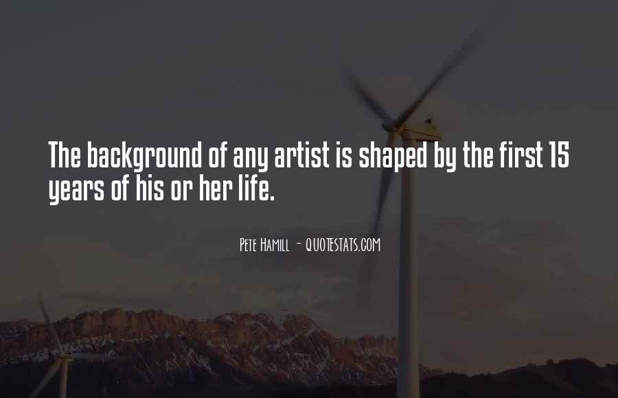 Pete Hamill Quotes #745884
