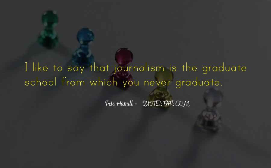Pete Hamill Quotes #934135