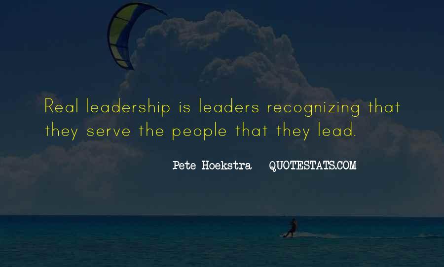 Pete Hoekstra Quotes #1634725