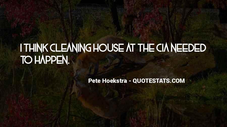 Pete Hoekstra Quotes #474440
