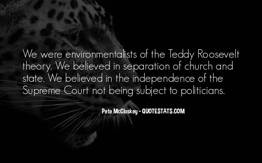 Pete McCloskey Quotes #1232957