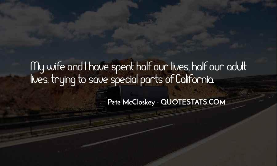 Pete McCloskey Quotes #1615977