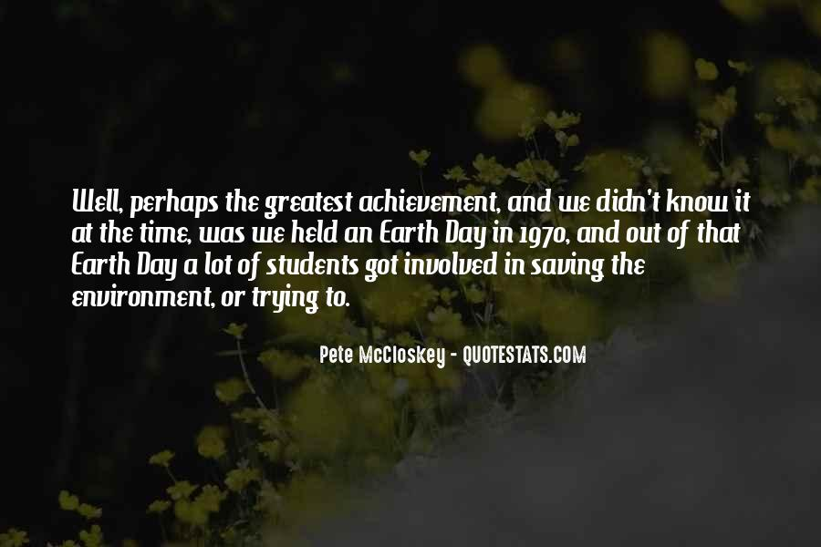 Pete McCloskey Quotes #1848023