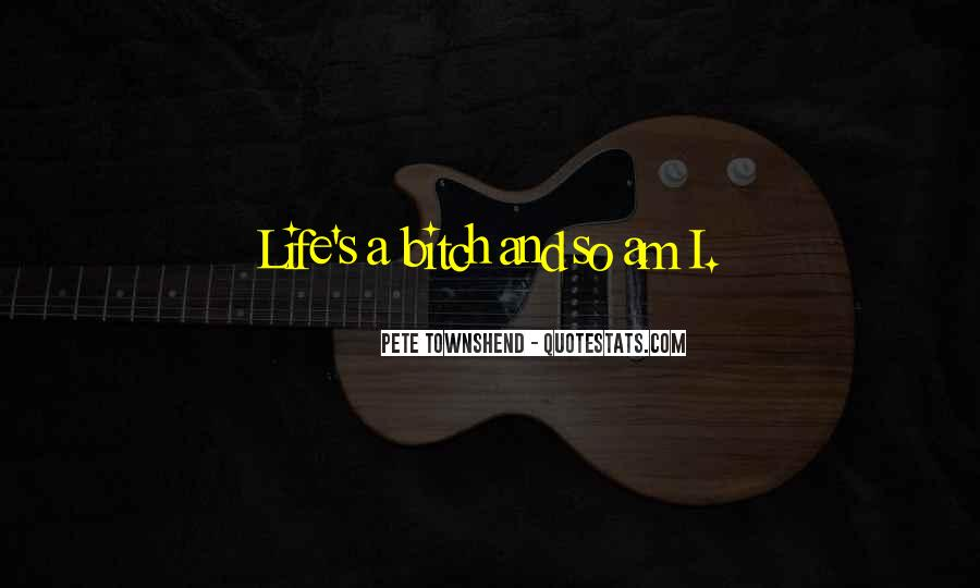 Pete Townshend Quotes #1288927