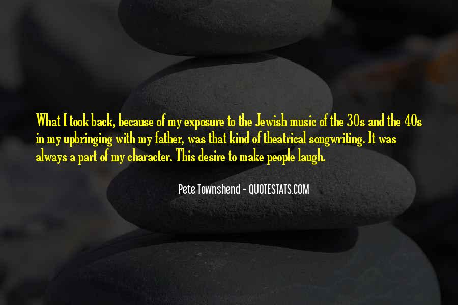 Pete Townshend Quotes #1469909