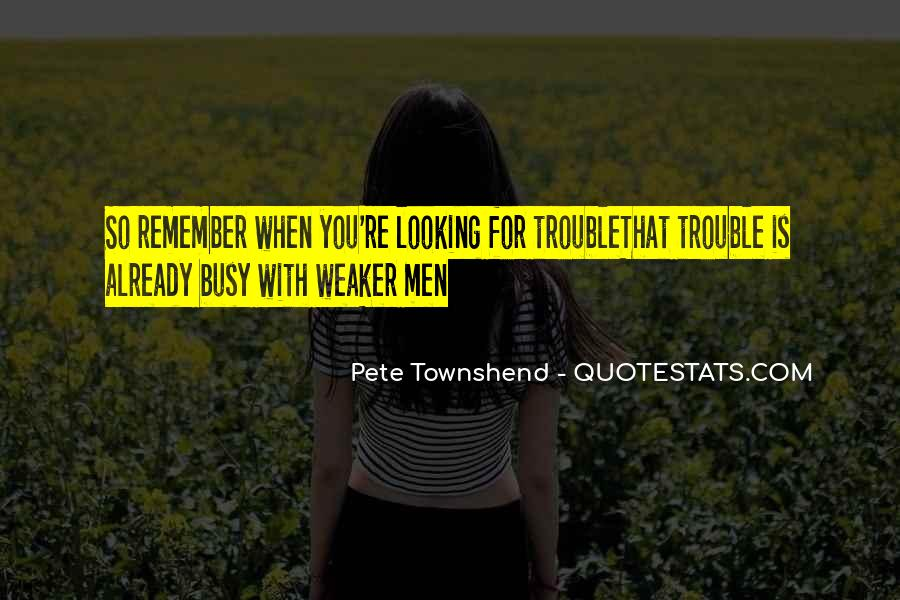 Pete Townshend Quotes #149471