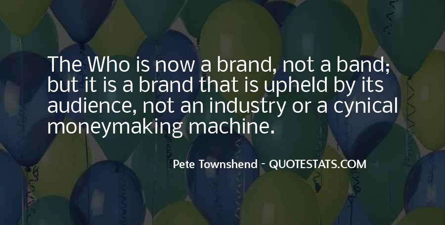 Pete Townshend Quotes #159028