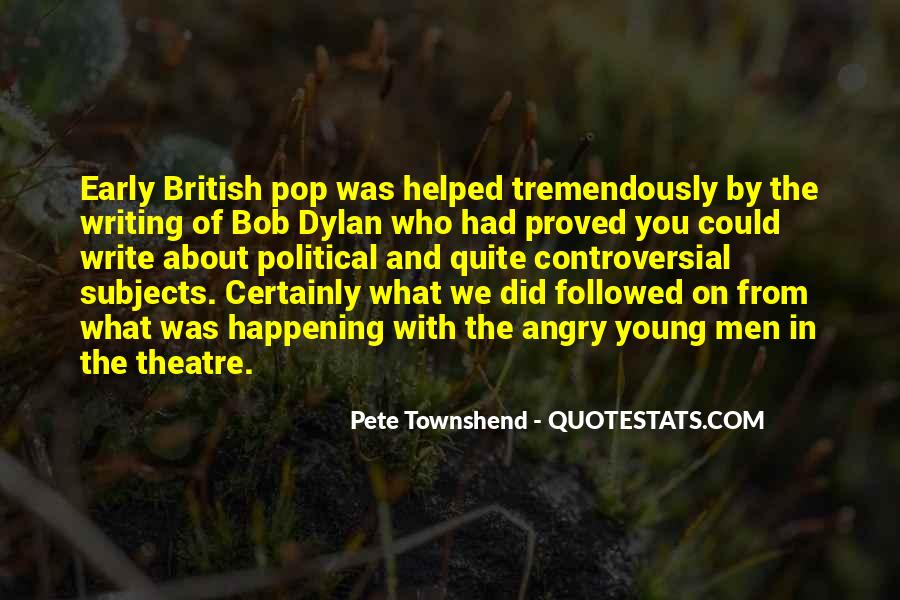 Pete Townshend Quotes #1695929