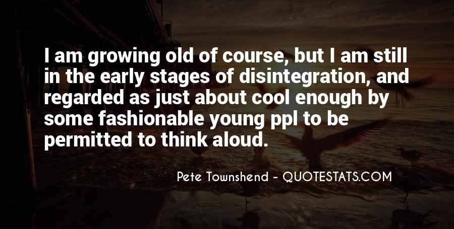 Pete Townshend Quotes #209390