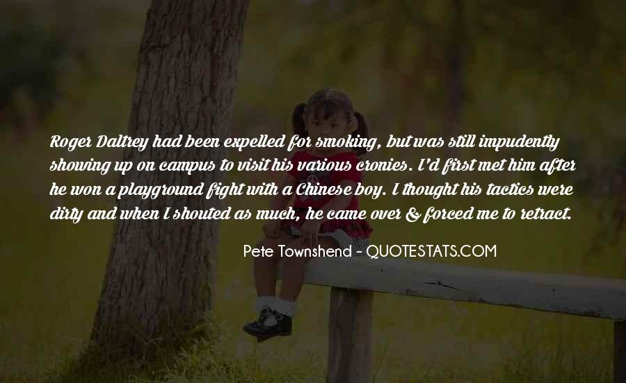 Pete Townshend Quotes #302422