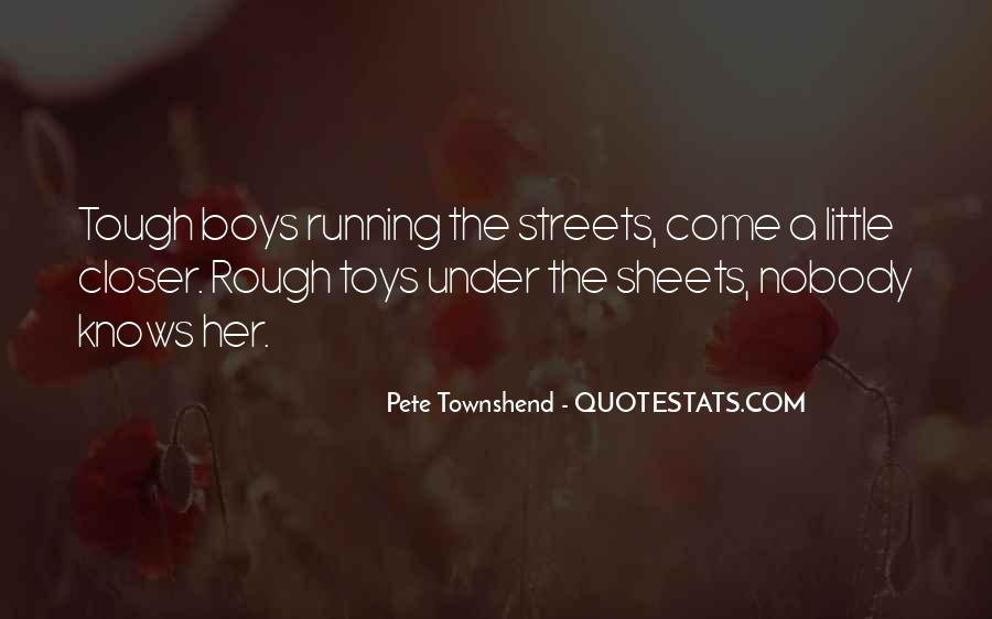 Pete Townshend Quotes #399208