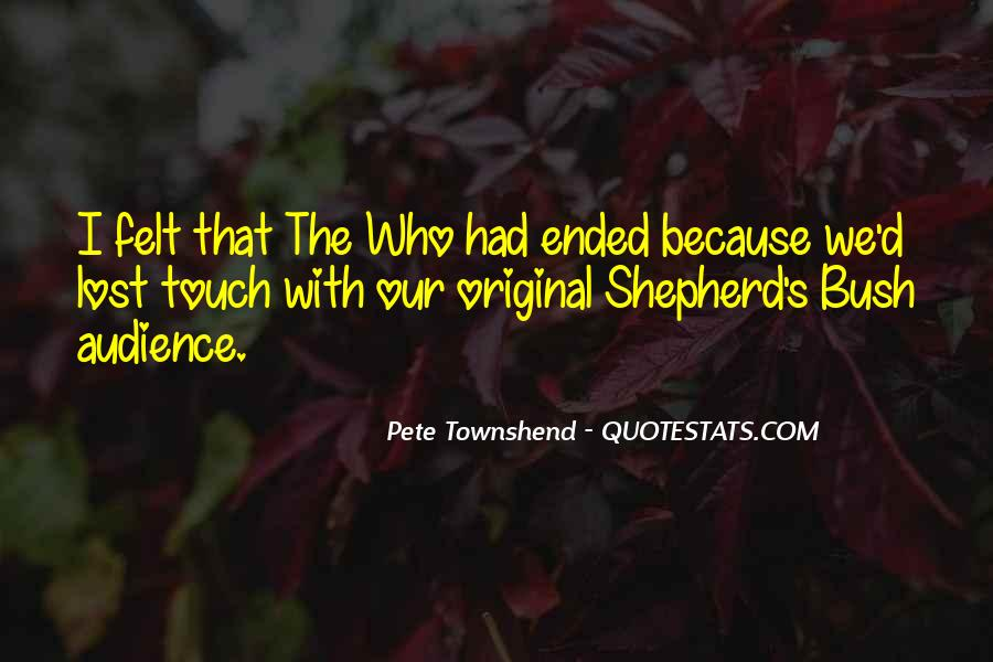 Pete Townshend Quotes #415095