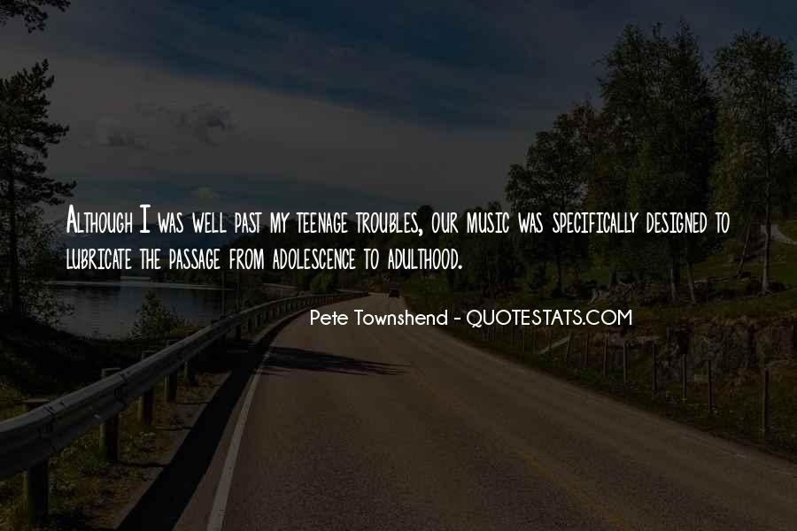 Pete Townshend Quotes #423386