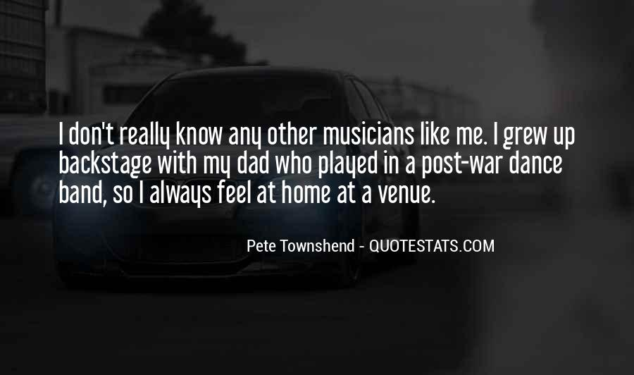 Pete Townshend Quotes #429662