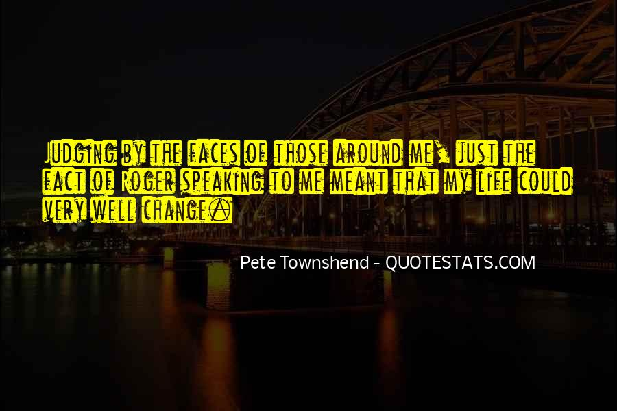 Pete Townshend Quotes #499217