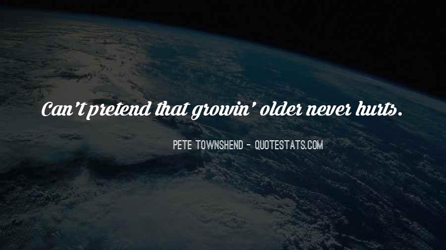 Pete Townshend Quotes #532410