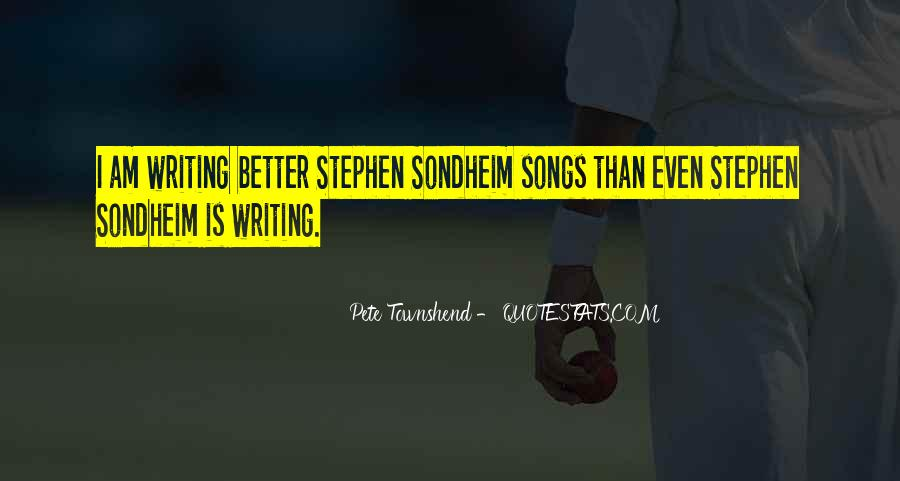 Pete Townshend Quotes #562291