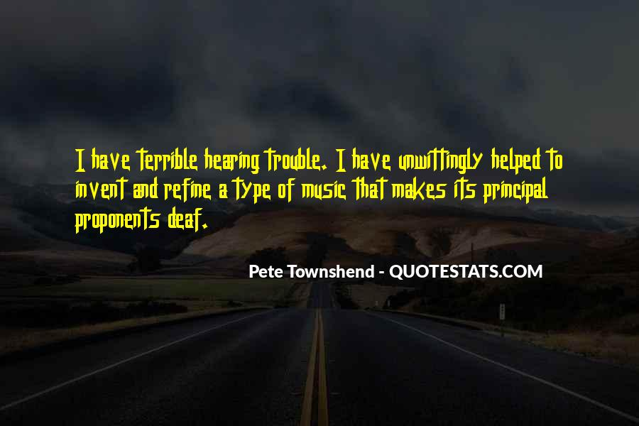 Pete Townshend Quotes #58815