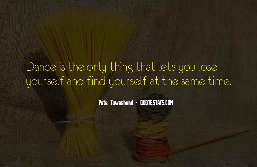 Pete Townshend Quotes #594939