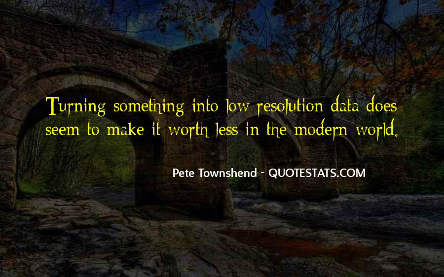 Pete Townshend Quotes #682901