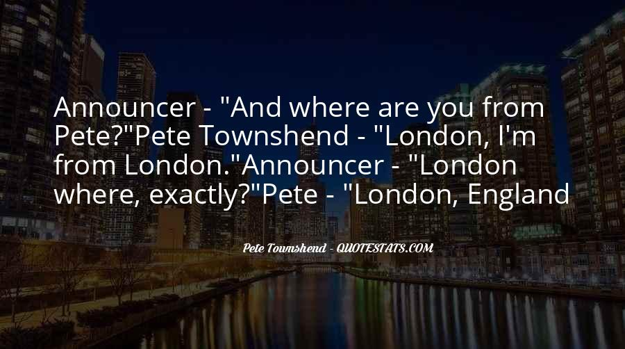 Pete Townshend Quotes #766888