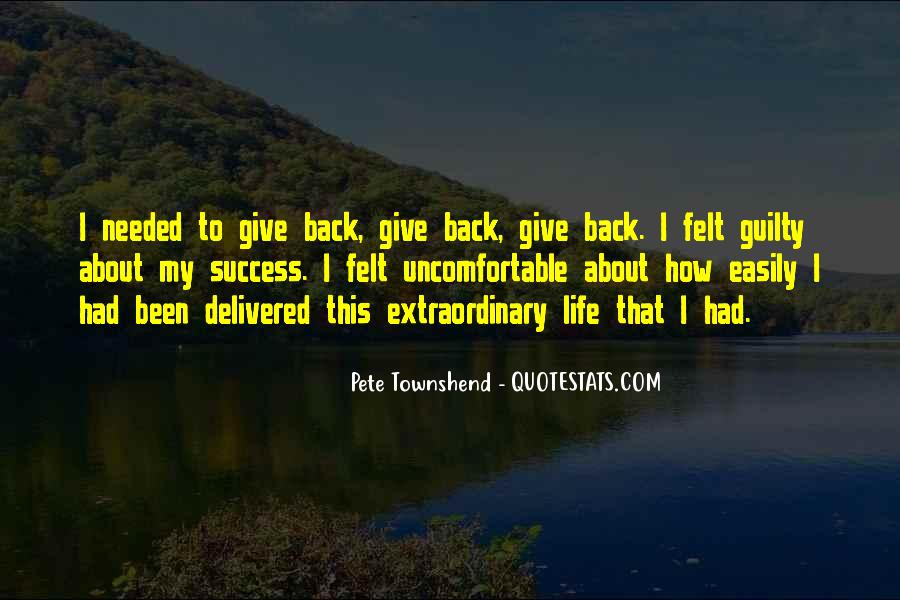 Pete Townshend Quotes #894665