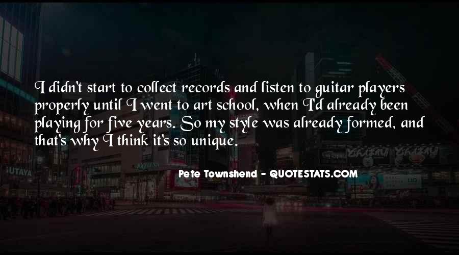 Pete Townshend Quotes #959276