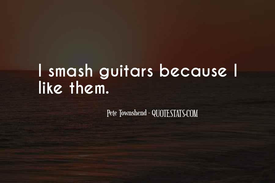 Pete Townshend Quotes #995550