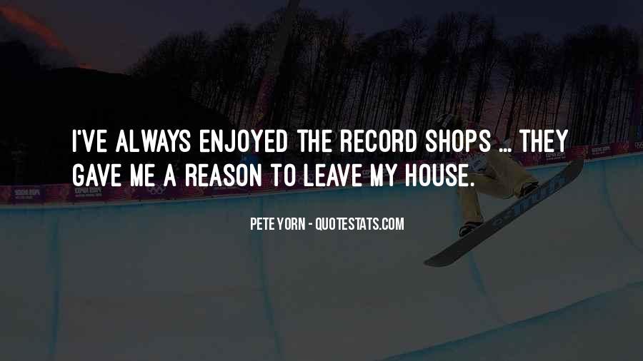 Pete Yorn Quotes #618552